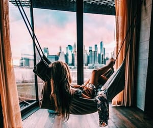 hammock, relax, and view image