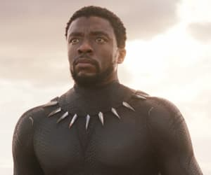 black panther, boyfriend, and Hot image