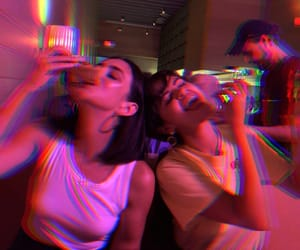 selena gomez, friends, and girls image