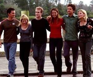 90s, cast, and dawsons creek image