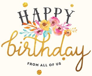 all, birthday, and card image