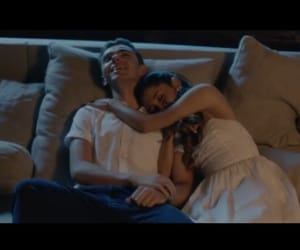 ariana grande, nathan skyes, and ariana grande music video image