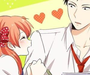 anime, anime girl, and nozaki image