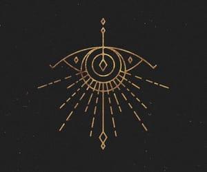 eye, tattoo, and tatuaje image