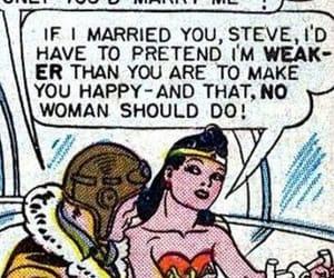 comic, feminism, and feminist image