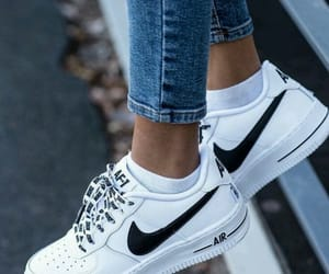shoes, nike, and style image