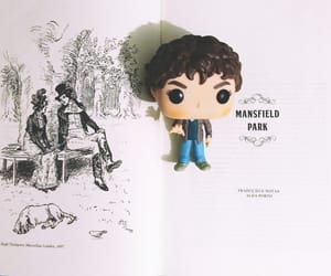 art, eleven, and mansfield park image
