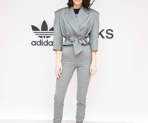 4/5/18: [New/old] Attends the Adidas Originals Arkyn launch in Paris.