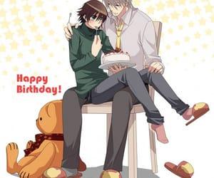 yaoi, misaki, and junjou romántica image