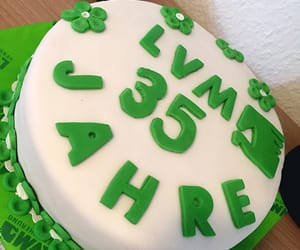 cake, green, and insurance image