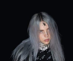 billie eilish and spider image