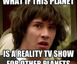 aliens, comedy, and earth image
