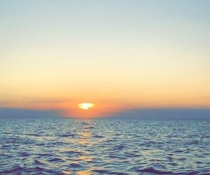 beach, good, and sea image