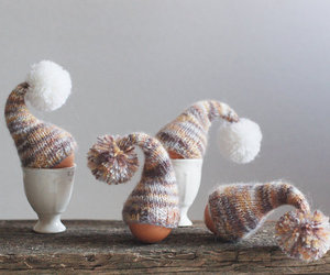 cool, eggs, and winter image