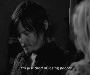 twd, the walking dead, and quotes image