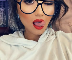 demi lovato, beauty, and snapchat image