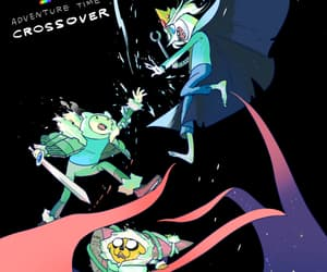 adventure time and crossover(episode) image