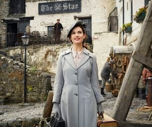 movie, lily james, and guernsey image