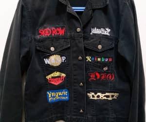 hard rock, skid row, and heavy metal image