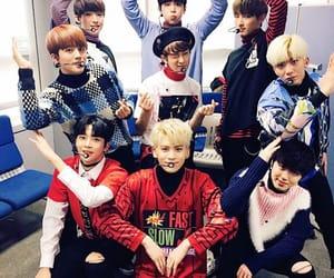 group, kpop, and aegyo image