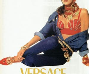 90's, denim, and jeans image