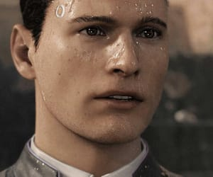 Connor and detroit become human image