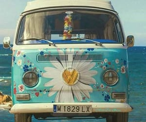 hippie, vintage, and aesthetic image