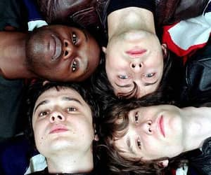 carl barat, the libertines, and pete doherty image