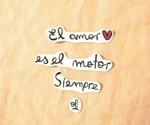 amor, frases en español, and love image