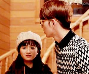 couple, chinese drama, and gif image