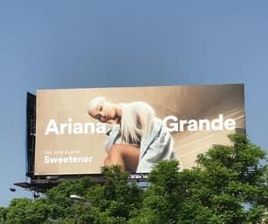 ariana grande, sweetener, and ariana image