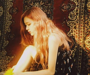 aesthetic, blackpink, and girls image