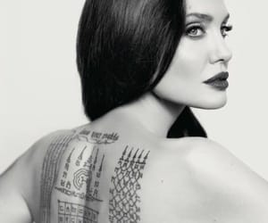 actress, mother, and Tattoos image