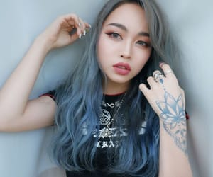 asian, model, and ulzzang girl image
