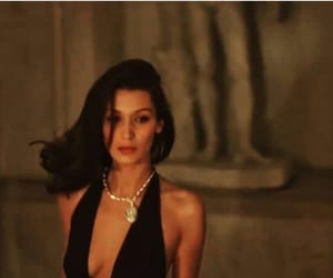 beauty, glamour, and hadid image