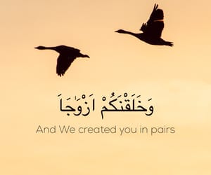 islam, pair, and quote image