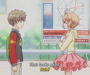 anime, gif, and cardcaptor sakura image