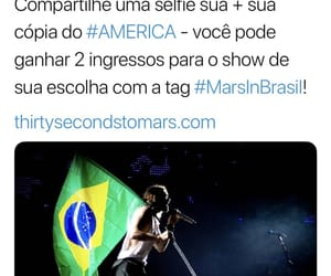 30 seconds to mars, brasil, and monolith tour image