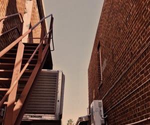 aesthetic, alleyway, and alternative image