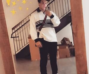 forever, ethan dolan, and mirror selfies image