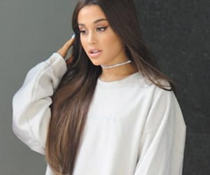 ariana grande, beauty, and girl image