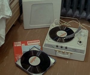vintage, grunge, and music image