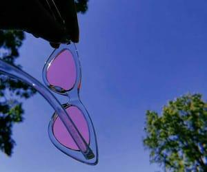 summer, sun, and sunglasses image