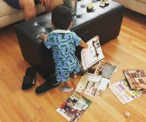 magazines, nephew, and Miami image