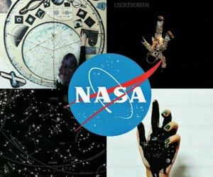aesthetic, universe, and astronauta image