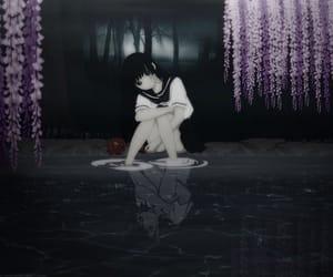 anime, hell girl, and enma ai image