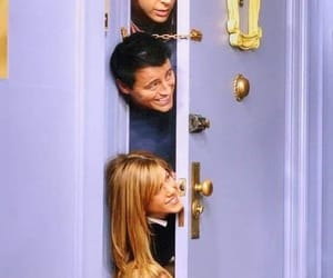 friends, Joey, and ross image