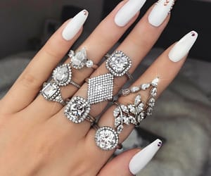 beautiful, beauty, and nail image