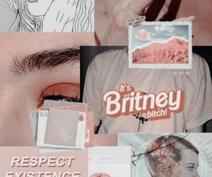 aesthetic, britney, and girl image