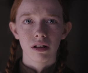 tv series, anne with an e, and amybeth mcnulty image